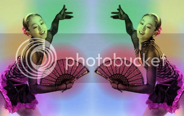 Rainbow Mirror Mao Asada