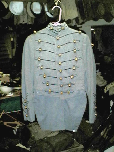 Some original American Civil War Jackets Westpoint1850