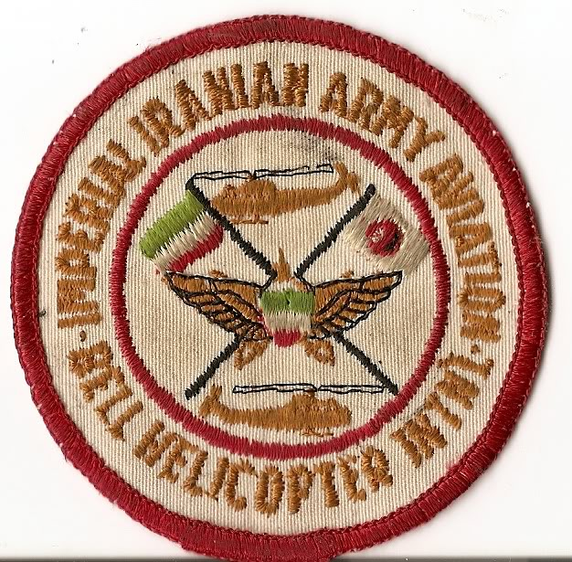 Imperial Iranian Army Patch Scan0004