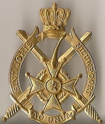 Belgian Army Hat Badges Scan0010-1