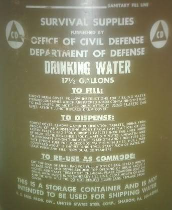 Survival Supplies: Drinking Water PICT0045