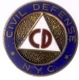 Some randon Civil Defense stuff Nyccd