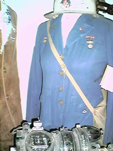 Beechcraft Guardette's Uniform Homefrontguardette
