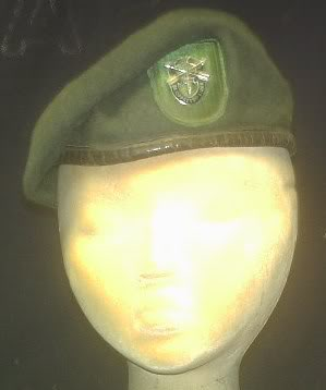 1950's 10th SF Group beret PICT0027