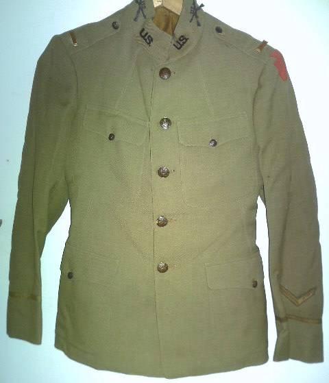 A few of my WW1 Uniforms PICT0052_zpse7202dfa