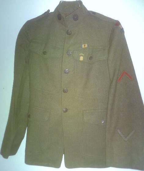 A few of my WW1 Uniforms PICT0002_zpsb77555ee