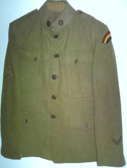A few of my WW1 Uniforms PICT0054_zpsd253c886