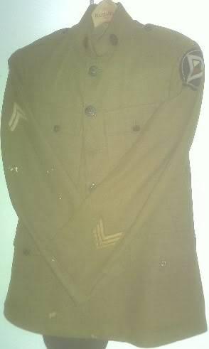 A few of my WW1 Uniforms PICT0025