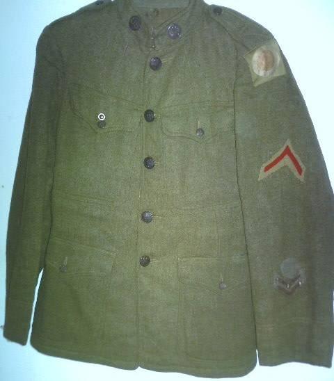 A few of my WW1 Uniforms PICT0027_zpss91xe5zv