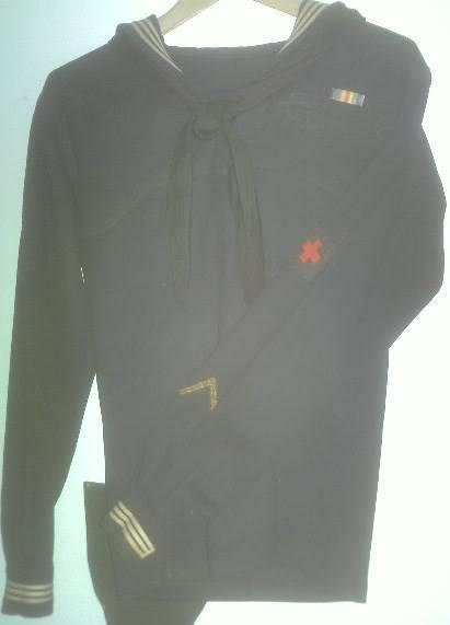 A few of my WW1 Uniforms PICT0028-1