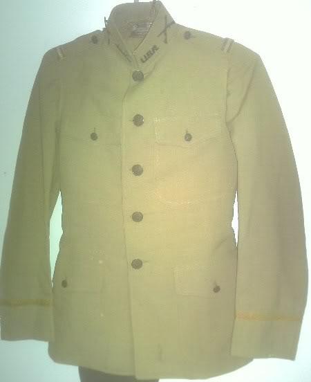 A few of my WW1 Uniforms PICT0030