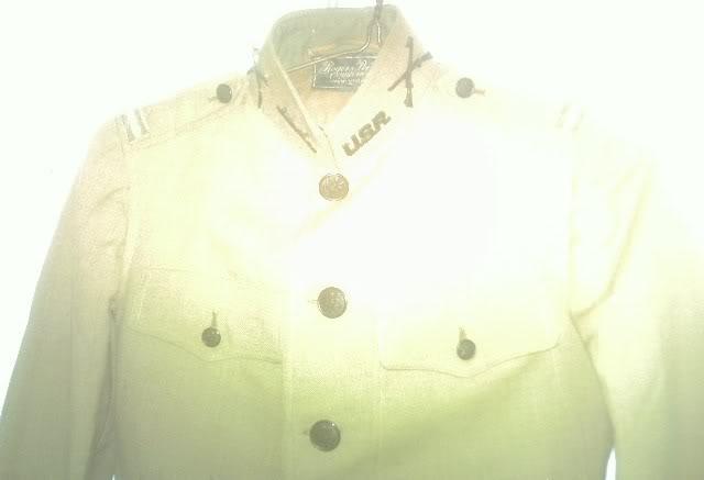 A few of my WW1 Uniforms PICT0031