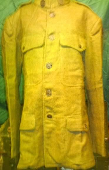 A few of my WW1 Uniforms PICT0738