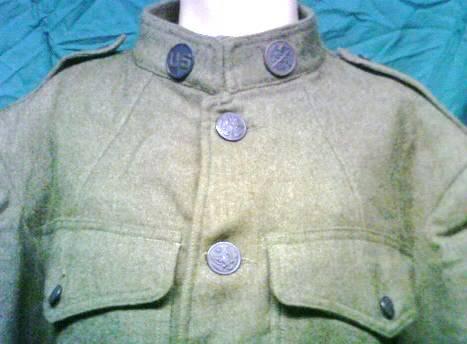 A few of my WW1 Uniforms PICT0739