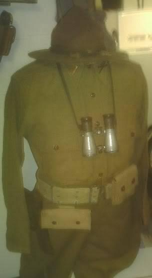 A few of my WW1 Uniforms Ww1officer