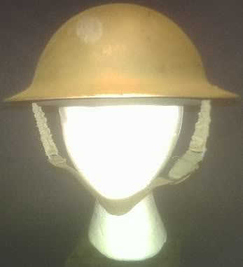 Some WW2 British hats and helmets MkII