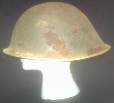 Some WW2 British hats and helmets MkIII