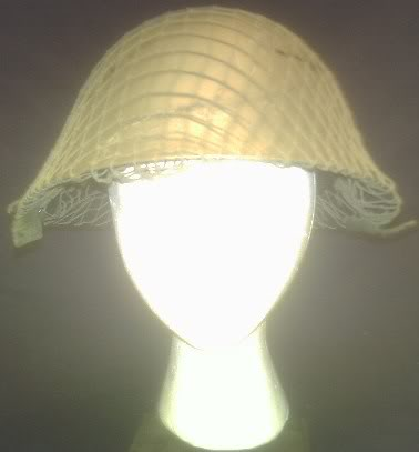 Some WW2 British hats and helmets MkIVa