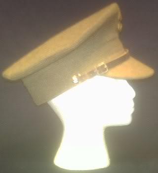 Some WW2 British hats and helmets Ww2britoffcap2