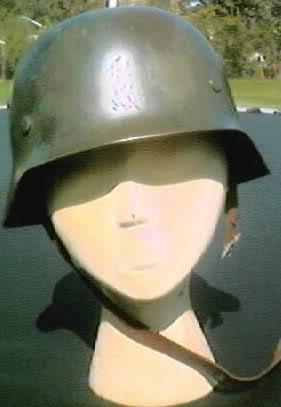 A bit of WW2 German headgear DSC00023