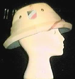 A bit of WW2 German headgear Africapith2