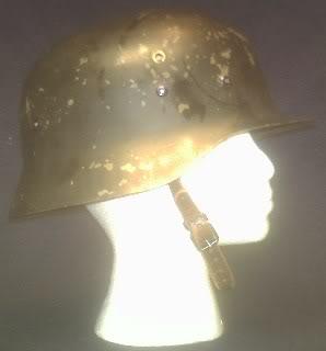 Spanish Modelo Z  42 Helmet. Spanishhelmet2