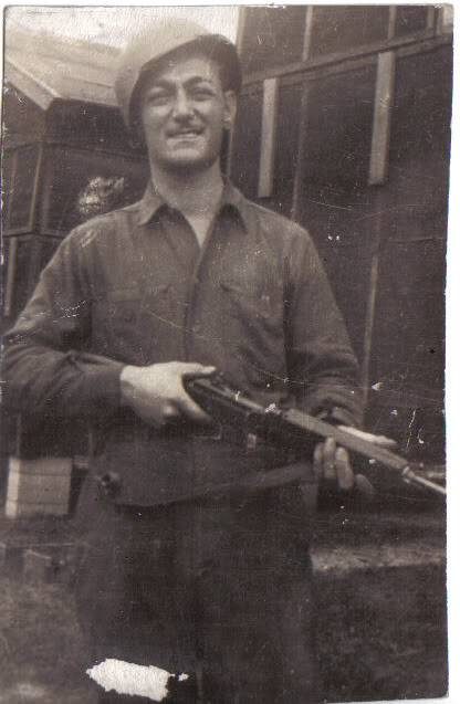 A bit of WW2 German headgear Buddy