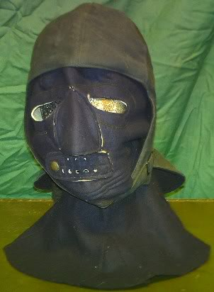 WW2 USN Cold/Foul Weather Mask  & Hat PICT0048
