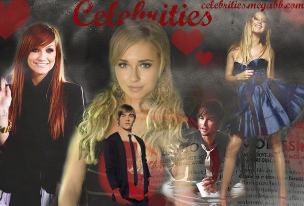 Persikėlėme į http://celebrities2.forumotion.com užsiimkite savo žvaigždes.