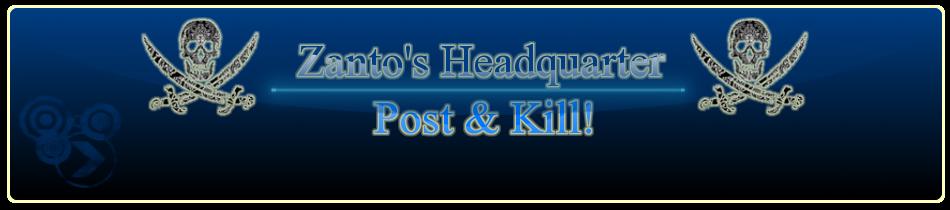 Zanto's Headquarter