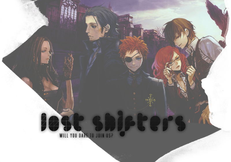 Lost Shifters