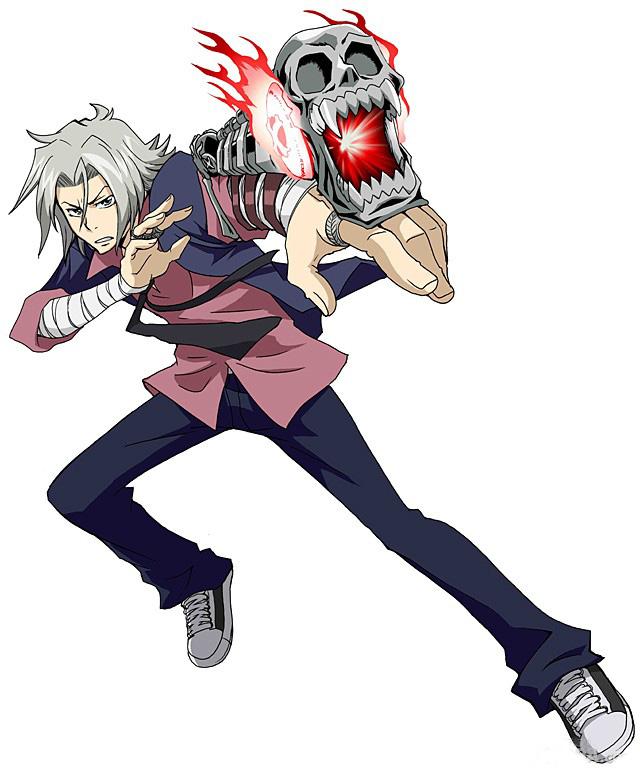 Hayato Gokudera Gokuderarender3