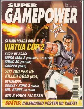 Revistas de videogame digitalizadas SGP35