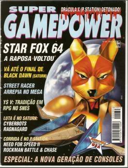 Revistas de videogame digitalizadas SGP39