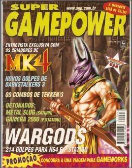 Revistas de videogame digitalizadas SGP41