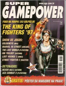 Revistas de videogame digitalizadas SGP42