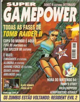 Revistas de videogame digitalizadas SGP47