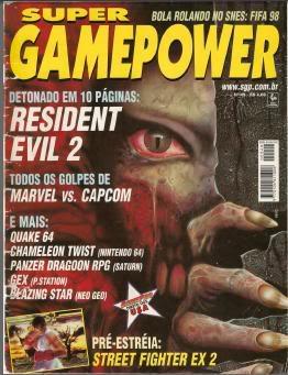 Revistas de videogame digitalizadas SGP49