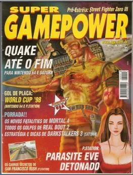 Revistas de videogame digitalizadas SGP51