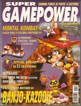 Revistas de videogame digitalizadas SGP52