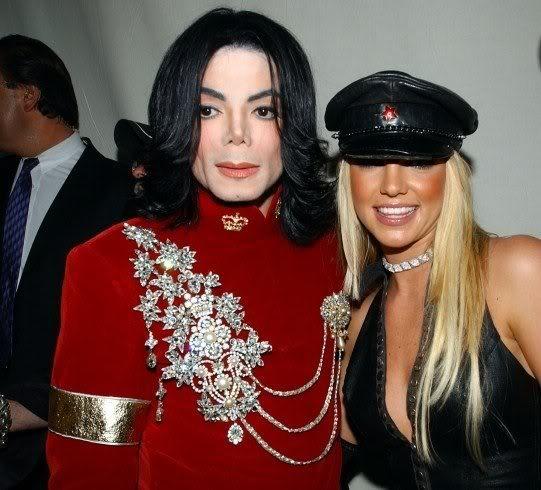 Michael Jackson Com Famosos N1088531746_30169162_98521