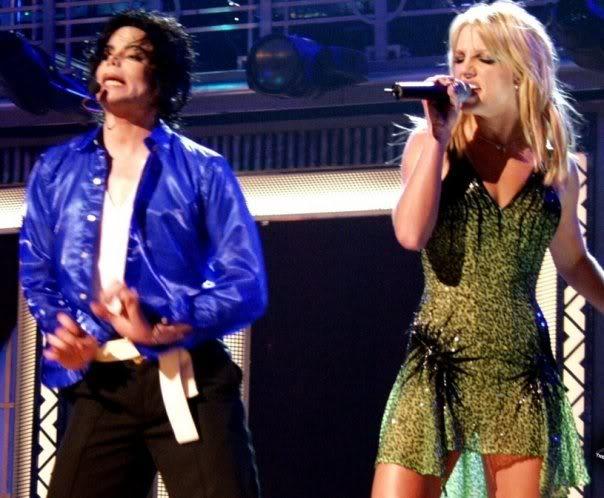 Michael Jackson Com Famosos N1088531746_30171693_96431