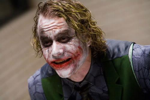 Joker [The Dark Knight] Interrogation