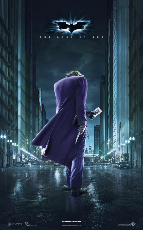 Joker [The Dark Knight] Poster01