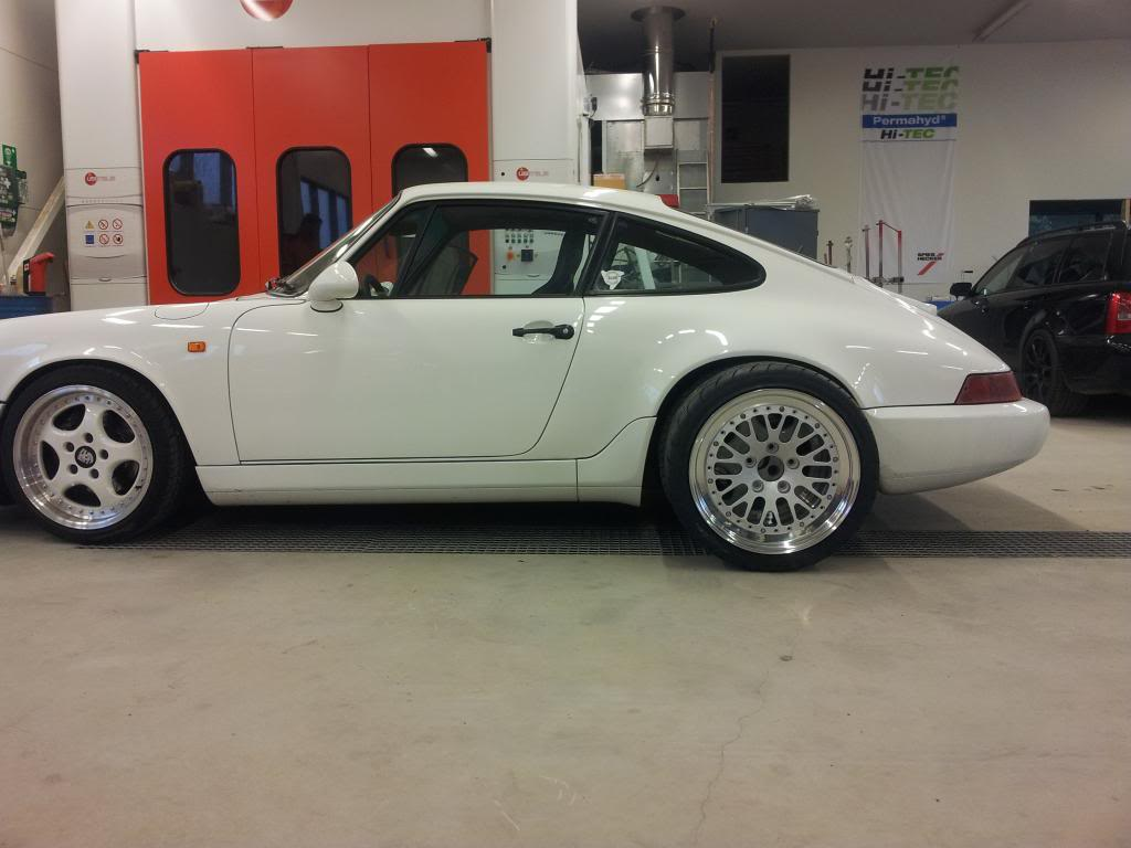 Raab: Porsche FAT964 20121103_114011