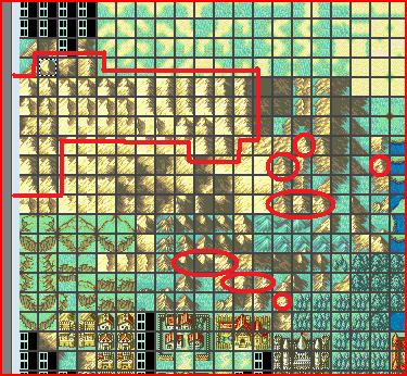 Mapping Tutorial 17PeakTiles