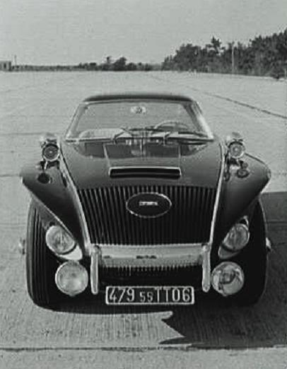 Jaguar à toutes les sauces. - Page 4 RaymondLoewyXK140