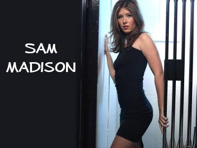 Samantha 'Sam' Madison - An aerospace engineer afraid of flying Ssig
