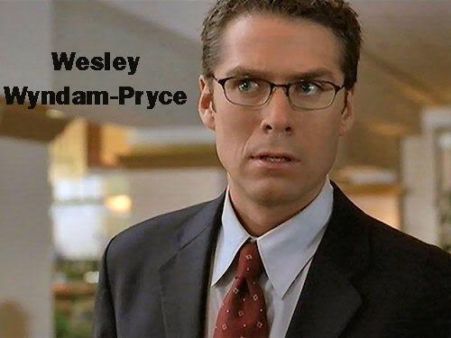 Wesley Wyndham-Pryce Wessig