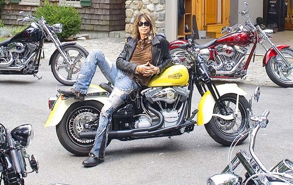 Shaion Abaddon Steven-Tyler-Dirico-Motorcy
